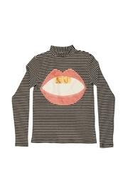 Lipstick Laura Top
