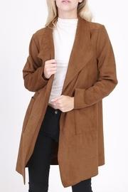 Camel Car Coat
