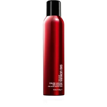 Shu Uemura Art Of Hair Color Lustre Dry Cleaner 2 In 1 Dry Shampoo For Color Treated Hair 4.8 Fl Oz / 140 Ml