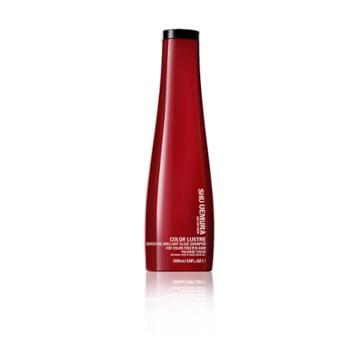 Shu Uemura Art Of Hair Color Lustre Sulfate Free Brilliant Glaze Shampoo For Color Treated Hair 10 Fl Oz / 300 Ml