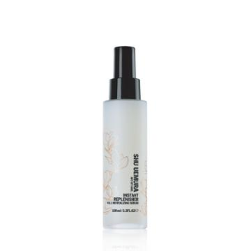 Shu Uemura Art Of Hair Instant Replenisher Full Revitalizing Serum For All Hair Types 3.5 Fl Oz / 100 Ml