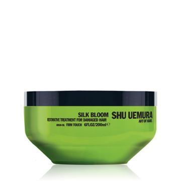 Shu Uemura Art Of Hair Silk Bloom Restorative Treatment Hair Mask For Damaged Hair 6.8 Fl Oz / 200 Ml