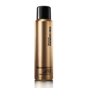 Shu Uemura Art Of Hair Straightforward Time Saving Blow Dry Oil For Medium To Thick Hair 6.25 Fl Oz / 185 Ml