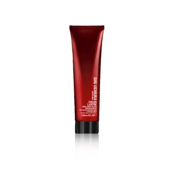Shu Uemura Art Of Hair Color Lustre Brilliant Glaze Thermo Milk Heat Protectant For Color Treated Hair 5 Fl Oz / 150 Ml