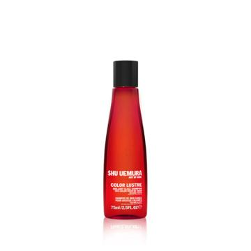 Shu Uemura Art Of Hair Travel Size Color Lustre Sulfate Free Brilliant Glaze Shampoo For Color Treated Hair 2.5 Fl Oz / 75 Ml
