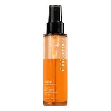 Shu Uemura Art Of Hair Urban Moisture Hydro Nourishing Double Serum For Normal To Dry Hair 3.3 Fl Oz / 100 Ml