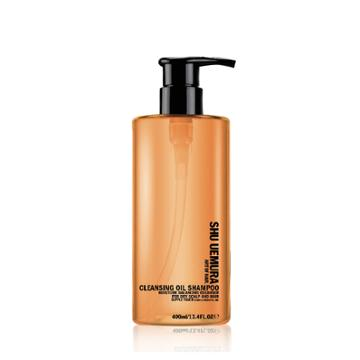 Shu Uemura Art Of Hair Cleansing Oil Shampoo Moisture Balancing Cleanser For Dry Hair And Scalp 400 Ml / 13.4 Oz