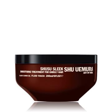 Shu Uemura Art Of Hair Shusu Sleek Smoothing Treatment Hair Mask For Coarse And Unruly Hair 6.8 Fl Oz / 200 Ml