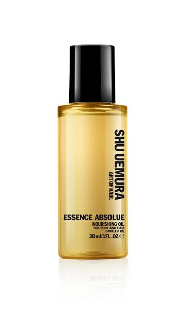 Shu Uemura Art Of Hair Travel Size Essence Absolue Nourishing Oil For Body And Hair 1 Fl Oz / 30 Ml