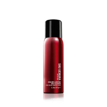 Shu Uemura Art Of Hair Travel Size Color Lustre Dry Cleanser 2 In 1 Dry Shampoo For Color Treated Hair 1.3 Oz / 100 Ml