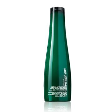 Shu Uemura Art Of Hair Ultimate Remedy Extreme Restoration Shampoo For Ultra Damaged Hair 10 Fl Oz / 300 Ml