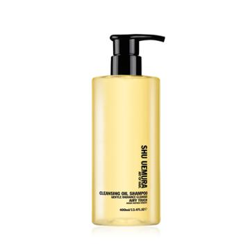 Shu Uemura Art Of Hair Cleansing Oil Shampoo Gentle Radiance Cleanser For Normal Hair And Scalp 400 Ml / 13.4 Oz