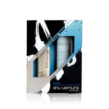 Shu Uemura Art Of Hair Shu Uemura At Of Hair Texture Styling Duo Luxury Gift Set