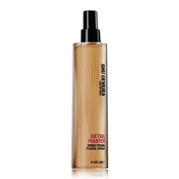 Shu Uemura Art Of Hair Detail Master Directional Fixing Spray Long Lasting High Hold For All Hair Styles 6.3 Fl Oz / 190 Ml