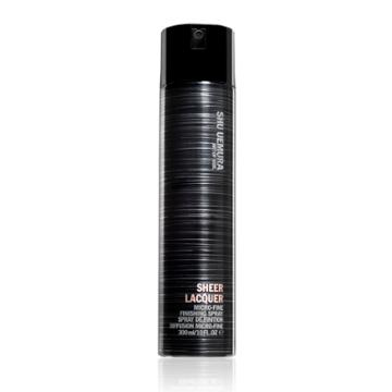 Shu Uemura Art Of Hair Sheer Lacquer Microfine Finishing Spray For All Hair Styles 8.0 Oz / 226 G