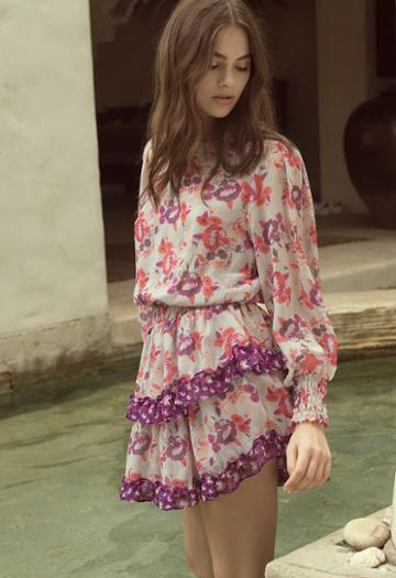 Misa Los Angeles Camilla Dress