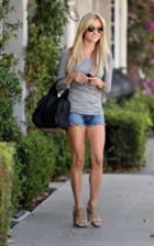 Siwy Camilla Cut Off Denim Shorts