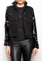 Generation Love Rosie Sequin Jacket