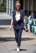 Kenneth Cole Kam Sneaker As Seen On Olivia Palermo