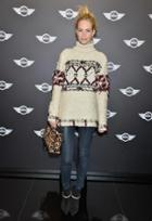 Citizens Of Humanity Rocket Leatherette Jeans As Seen On Poppy Delevingne