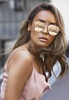 Quay Eyewear X Desi Perkins High Key Mini Sunglasses
