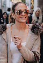 Quay Eyewear Playa Sunglasses As Seen On Jennifer Lopez