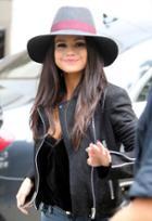 J Brand Lucy Velvet Cami As Seen On Selena Gomez