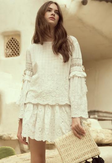 Misa Los Angeles Lela Skirt