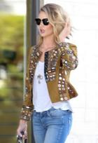 Ray-ban Rb3016 Clubmaster 49mm Sunglasses As Seen On Rosie Huntington-whiteley