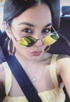 Quay Eyewear X Kylie Jenner Purple Honey Sunglasses As Seen On Vanessa Hudgens