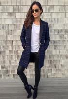 Citizens Of Humanity Rocket Leatherette Jeans As Seen On Jamie Chung