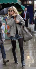 Siwy Denim Camilla Wonder Cut Off Shorts As Seen On Kate Moss
