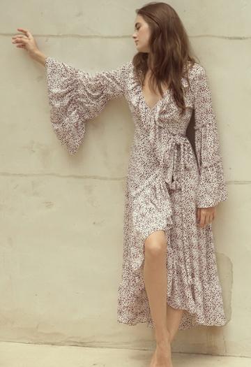 Misa Los Angeles Natalina Dress