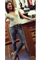 Citizens Of Humanity Rocket High Rise Skinny Jean As Seen On Gabrielle Union