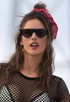 Quay Eyewear Run Away Sunglasses As Seen On Alessandra Ambrosio