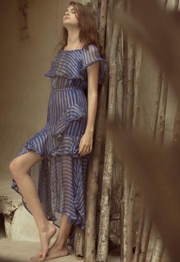 Misa Los Angeles Ambrosia Dress