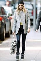 Citizens Of Humanity Rocket Leatherette Jeans As Seen On Cara Delevingne