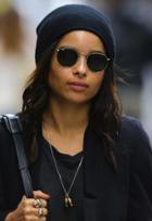 Ray-ban Rb3447 Round 50mm Metal Sunglasses As Seen On Zoe Kravitz