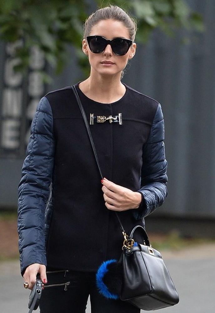 Le Specs Halfmoon Magic Sunglasses As Seen On Olivia Palermo