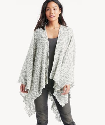 Sole Society Women's Marled Cardigan Cream Combo One Size From Sole Society