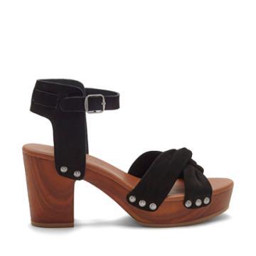 Lucky Brand Lucky Brand Whitneigh Platform Sandal - Black-6