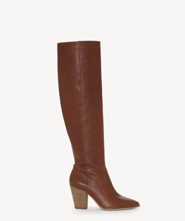 Lucky Brand Lucky Brand Women's Azoola Tall Boots Whiskey Size 5 Leather From Sole Society
