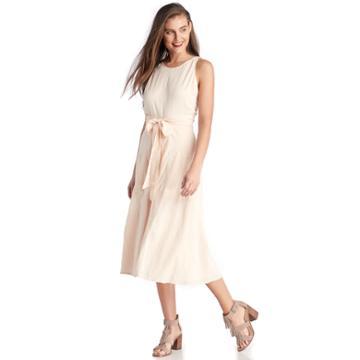 Astr Astr Brady Dress - Powder Pink-xs