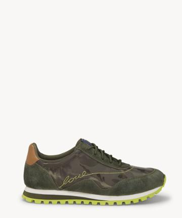 Ed Ellen Degeneres Ed Ellen Degeneres Women's Fabrey Sneakers Green Multi/pine Size 5.5 Fabric From Sole Society