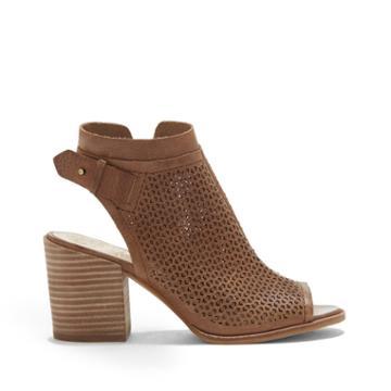 Vince Camuto Vince Camuto Lidie Laser Cut Block Heel Sandal - Stable-5