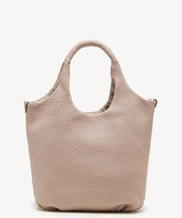 Sole Society Women's Ady Tote Vegan Blush Vegan Leather From Sole Society