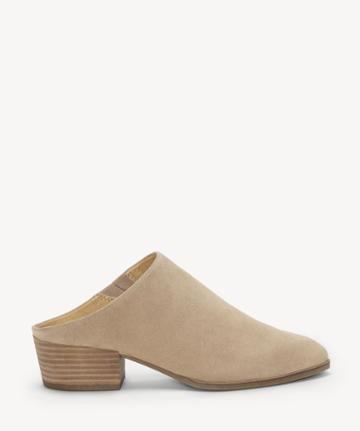 Lucky Brand Lucky Brand Women's Glennie Mules Bootie Eyelash Size 5 Suede From Sole Society