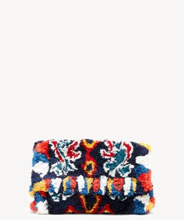 Sole Society Women's Alum Clutch Fabric Multi From Sole Society