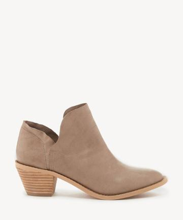 Kelsi Dagger Brooklyn Kelsi Dagger Brooklyn Women's Kenmare Ankle Bootie Clove Size 6 Leather From Sole Society