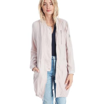 Blanknyc Blanknyc Dusty Pink Shirt - Dusty Pink-x-small